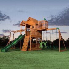 Skyfort All Cedar Swing Set