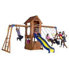 Parkway All Cedar Swing Set