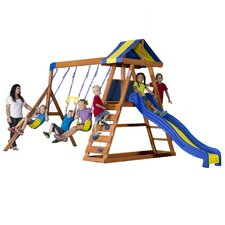 Dayton All Cedar Swing Set
