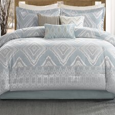 Kiely 7 Piece Comforter Set