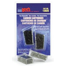Disposable Carbon Cartridge (2 Pack)