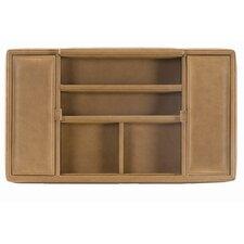 Leather Valet Dresser Tray