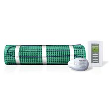 Floor Heating Kit with Non-Programmable Thermostat