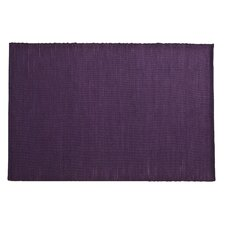 Tatami Purple Area Rug