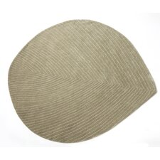 Quill Hand-Tufted Pale Olive Area Rug