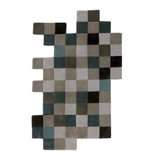 Do-Lo-Rez Grey Area Rug