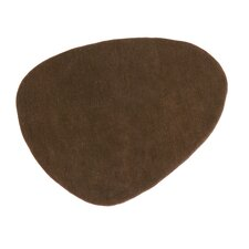 Stone Brown Area Rug