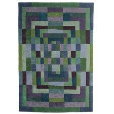 Sybilla Mosaico Blue Area Rug