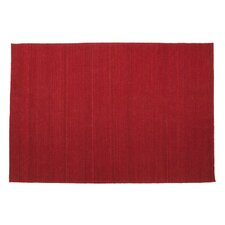 Nomad Red Area Rug