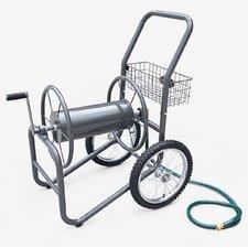 Industrial 2 Wheel Hose Reel Cart