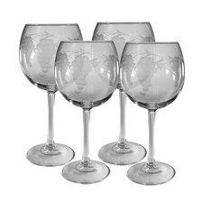 Sonoma Ballon Red Wine Glass (Set of 4)