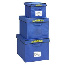 22 Gallon Fold-A-Tote 4 Pack