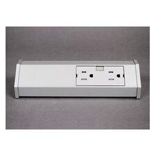 """Adorne 12.5"""" LED Under Cabinet Light Strip"""