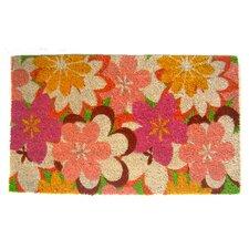 Poppies Doormat