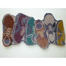 Sneakers Doormat