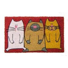 Cats Doormat