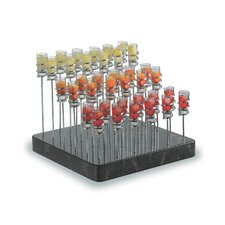 Treasure Stand Set with Base, Spiral Stands and Shooter Glasses