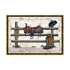 Home Accents Western Area Rug