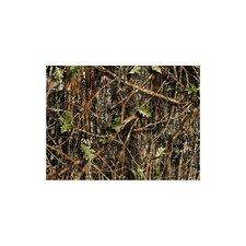 Wildlife Concealed Green Camo Novelty Outdoor Area Rug