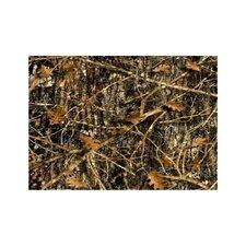 Wildlife Concealed Brown Camo Novelty Oudoor Area Rug