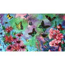 Butterflies Doormat