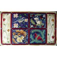 Four Seasons Doormat