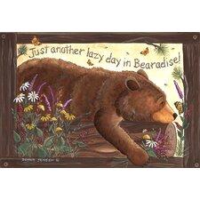 Door Mats Lazy Bear Doormat