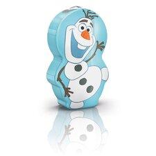 Kids Room Disney Frozen Olaf Children's Pocket Torch and Night Light