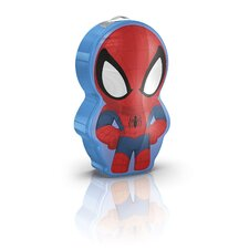 Kids Room Marvel Spider Man Pocket Torch and LED Night Light
