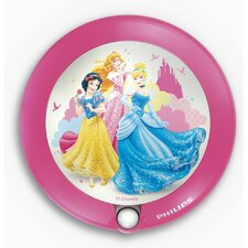 Kids Room Disney Princess Children's Sensor Night Light