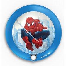 Kids Room Marvel Spider Man Children's Sensor Night Light