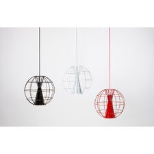 Latitude 1 Light Globe Pendant