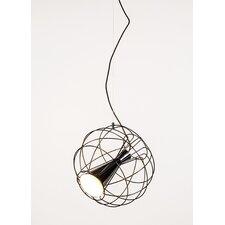 Latitude 1 Light Globe Pendant