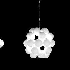 Beads Penta 1 Light Globe Pendant