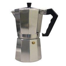 Aluminum Stovetop 12 Cup  Espresso Maker