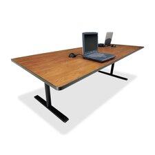 "Rectangular Conference Table,42""x96""x29"",Wild Cherry"