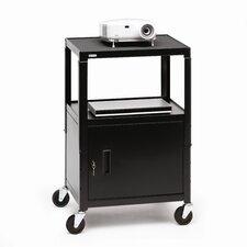 UL Listed Adjustable AV Cart
