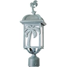 Americana Palm Tree Series 1 Light Post Light