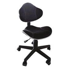 Bürostuhl Argonaut mit niedriger Rückenlehne