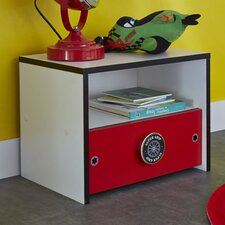 Rocket Bedside Table with Drawer