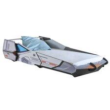 Autobett Starship mit LEDs, 90 x 190/200 cm