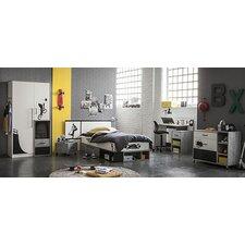 Anpassbares Schlafzimmer-Set Street, 90 x 200 cm