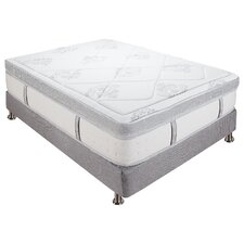 "Gramercy 14"" Cool Gel Memory Foam & Innerspring Mattress"