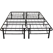 "Hercules Platform 14"" Heavy Duty Metal Bed Frame/Mattress Foundation"