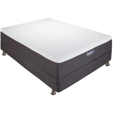 "Cool Gel 12"" Ventilated Gel Memory Foam Mattress"