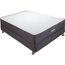 "Cool Gel 10.5"" Memory Foam Mattress"