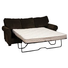 "5"" Innerspring Plush Sofa Bed Mattress"