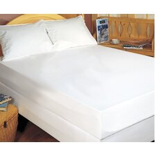 Poly/Cotton Waterproof Fitted Mattress Cover