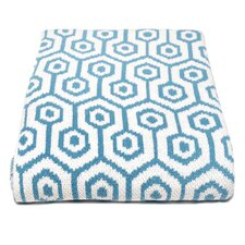 Eco Geo Throw Blanket