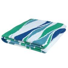 Breakers Throw Blanket